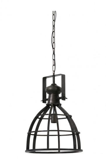 Visiace svietidlo Ø40x57,5 cm AMY antique black