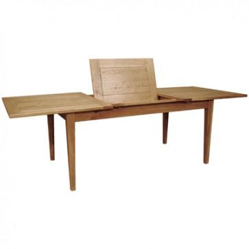 Jedálenský stôl rozťahovací Butterfly  140(190)x80x78