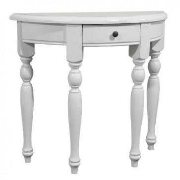 Konzolový stolík  Demilune 82x32x75