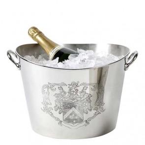 Chladič na šampanské Maggia nickel finish