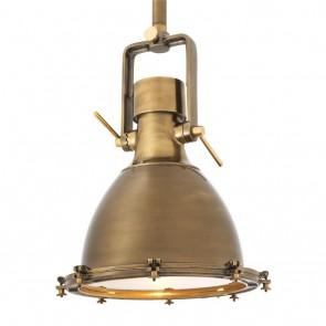 Svietidlo Sea Explorer antique brass finish
