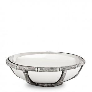 Miska Haiti nickel/ant silver