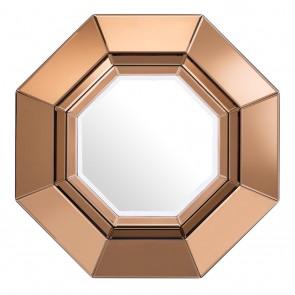 Zrkadlo Chartier amber Zrkadlo glass