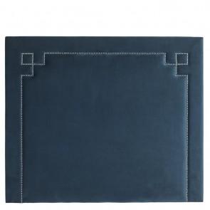 Čelo postele Truman roche blue velvet