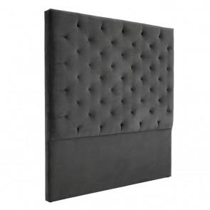 Čelo postele Cesare granite grey
