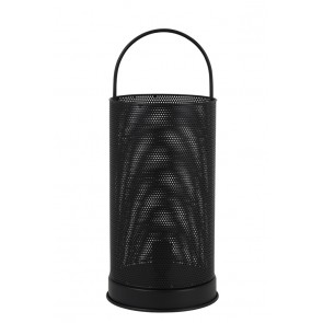 Stolné svietidlo Ř21x49 cm RILEY matted black