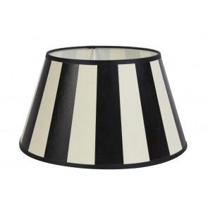 Tienidlo okrúhle 20-15-13 cm KING black
