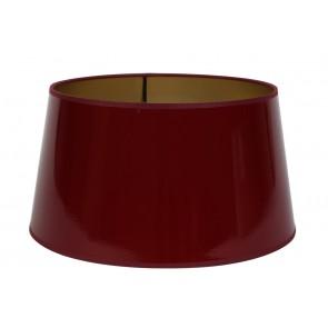Tienidlo okrúhle 20-17-11,5 cm LAK red-gold