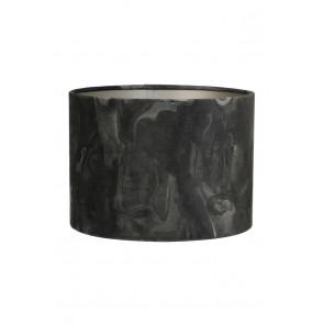 Tienidlo cylindrické 30-30-21 cm MARBLE anthracite