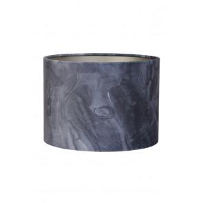 Tienidlo cylindrické 30-30-21 cm MARBLE dark grey
