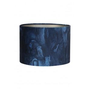 Tienidlo cylindrické 30-30-21 cm MARBLE blue