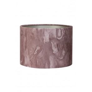 Tienidlo cylindrické 30-30-21 cm MARBLE pink