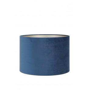Tienidlo cylindrické 40-40-30 cm VELOURS petrol blue