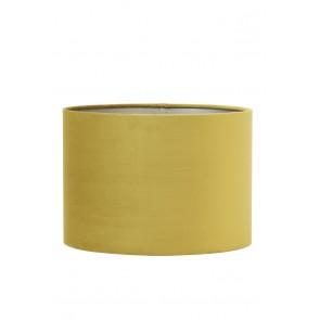 Tienidlo cylindrické 50-50-38 cm VELOURS dusty gold