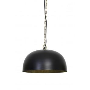 Visiace svietidlo Ø36x17 cm PAULIZE black-antique bronze