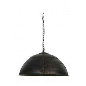 Visiace svietidlo Ř60x33 cm MARCHA black zinc