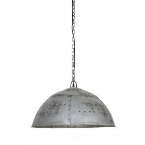 Visiace svietidlo Ř60x33 cm MARCHA vintage silver
