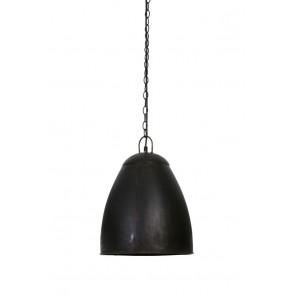 Visiace svietidlo Ø31x40 cm EELKJE black zinc
