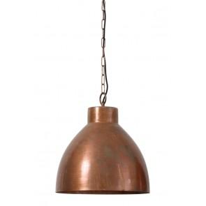 Visiace svietidlo Ř40x43 cm AGATA vintage copper