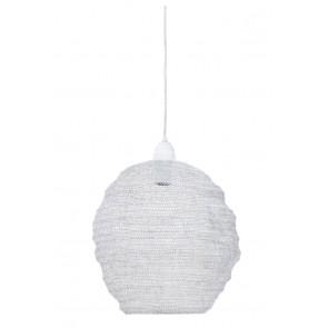 Visiace svietidlo Ø38x42 cm NINA wire white