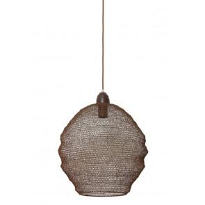 Visiace svietidlo Ø38x42 cm NINA wire rust