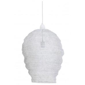 Visiace svietidlo Ř45x60 cm NIKKI wire white