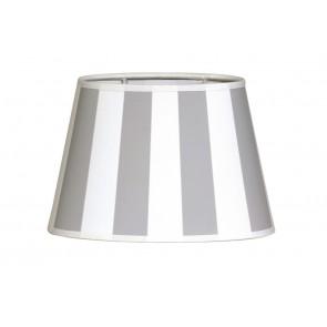 Tienidlo oválne 20-14-14 cm KING light-gray