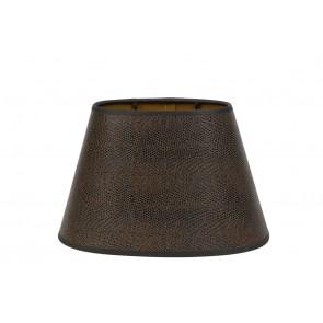 Tienidlo oválne 25-15-15 cm LEGUAAN brown