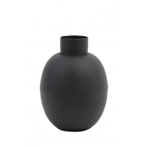 Váza dekoračná Ø10,5x14 cm BINCO matt black