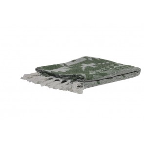Pléd/deka 150x125 cm MANZI green