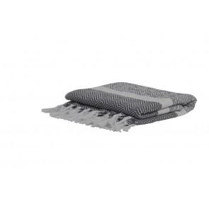 Pléd/deka 150x125 cm SENE grey