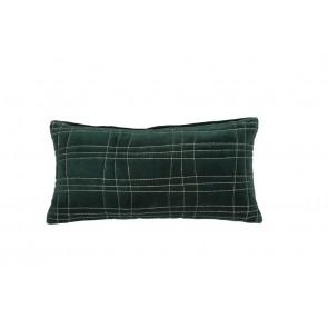Vankúš 60x30 cm KASIBU green