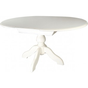 Jedálenský stôl okrúhly (rozkladací)