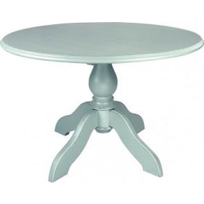 Jedálenský stôl okrúhly (centrálna noha)