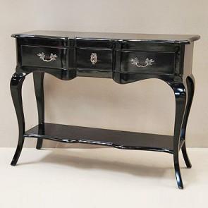 Konzolový stolík Lucie 101x37x78
