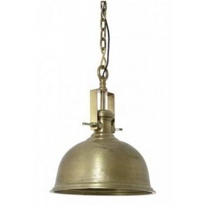Lampa závesná KENNEDY antik bronze, priemer 38 cm