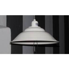 Lampa závesná, plechová, priemer: 36cm